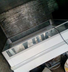 Холодильная витрина ( бонета, банета, банэта)