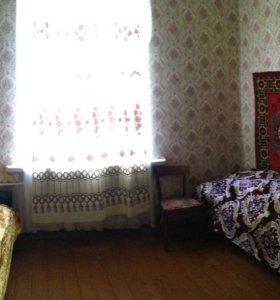 Тёплая квартира с обычным ремонтом