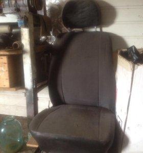 Сиденье для автомобиля Ока