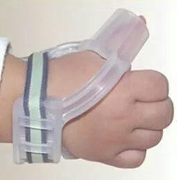 Против сосания пальца