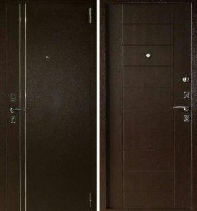 Входная дверь Молдинг Венге