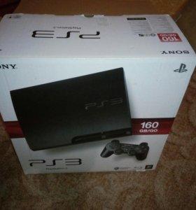 Игровая приставка PS3 (обмен)