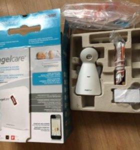 Видеоняня с монитором дыхания Angelcare AC1200