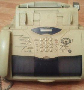 Телефон, факс, МФУ