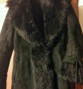 Дубленка и пальто