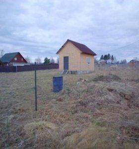 Участок в деревне Алексеевское