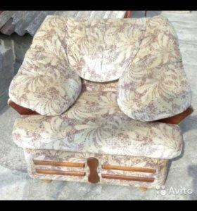 Кресло очень удобные. Пара!