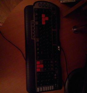Игровая клавиатура.