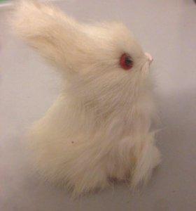 Кролик пушистый