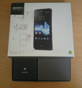 Sony xperia T LT30P и Fly