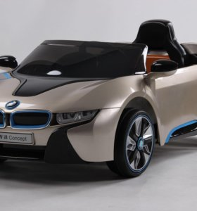 Детский электромобиль BMW i8 ЛИЦЕНЗИЯ В НАЛИЧИИ