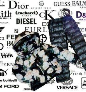 Куртка и штаны демисезонные D&G (весна/осень)
