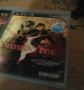 Resident evil 5 на ps3