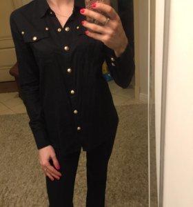 Стильная рубашка Balmain