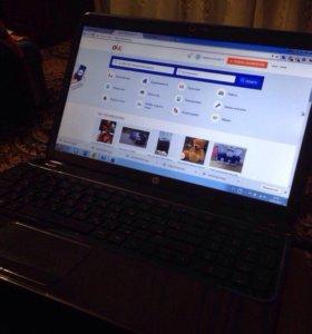 Игровой ноутбук HP G6 i5 3210 и видео 7670