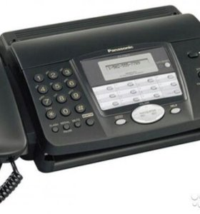 Факс Panasonic KX-FT904RU,