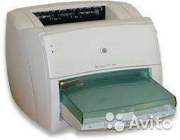 Принтер HP LaserJet 1000