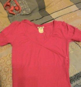 Женская футболка р.44