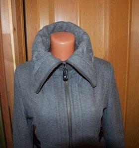 Пальто шерсть 42-44