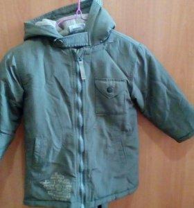 Куртка удлиненная р92