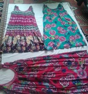 Платья новые ,за все