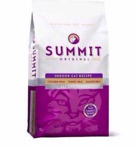 Корм для кошек Summit 1,8кг