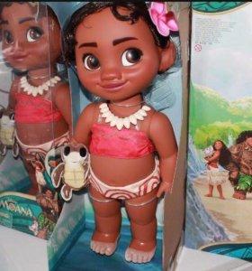 Кукла Моана Дисней Аниматор США
