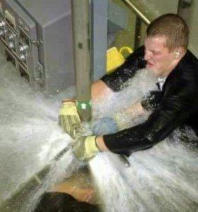 Все вида сантехработ.!!! Отопление, канализации.