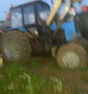 Резина на трактор мтз 82 размер 38