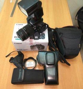 Комплект фототехники Canon.