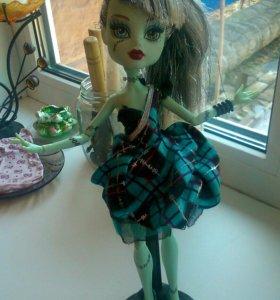 Кукла Monster High.Фрэнки.