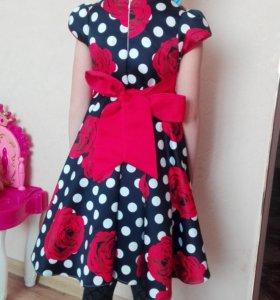 Платья на 5 7 лет