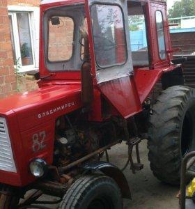 Трактор т25