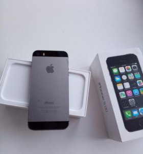 Продам iPhone 📱5s space grey 16 gb!