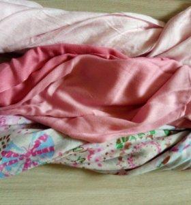 шарфы,палантины