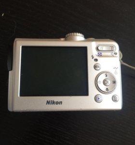 Фотоаппарат Nikon coolpix P2
