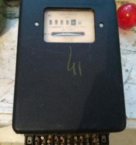 Электро счётчик