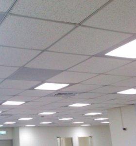 Потолок подвесной ARMSTRONG 600x600х7мм