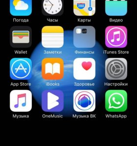 iPhone 6 S 64 g чёрный
