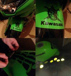 Kawasaki 250 r