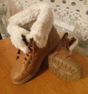 Ботинки, осень-зима