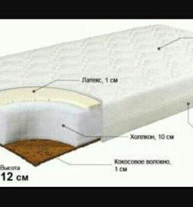 Матрац в кроватку