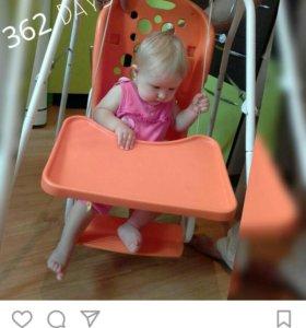 Качеля детская