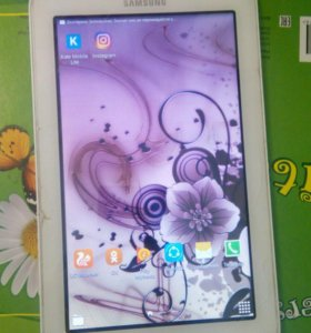 Планшет Samsung CALAXY TAb3 lite