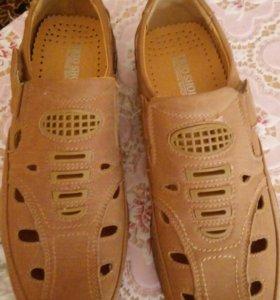 Туфли летние мужские