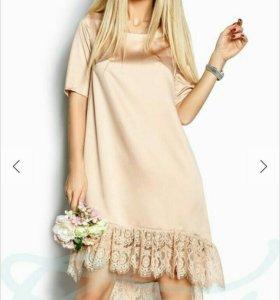 Красивое, легкое, воздушное платье!!!