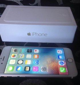 iPhone 6 16gb Gold в хорошем состоянии