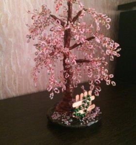 Дерево ручной работы