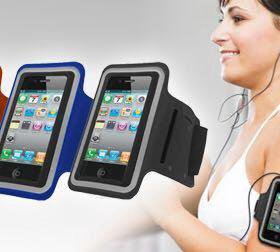 Arm band чехол для бега на iPhone 4,4s
