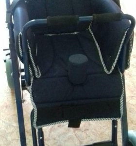 Инвалидная коляска прогулочная для детей весом до